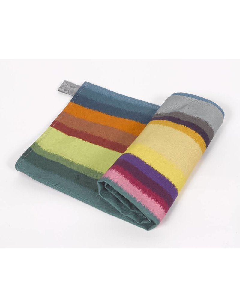 Medal Ribbon Tea Towel