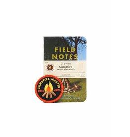 Field Notes Campfire Memo Books