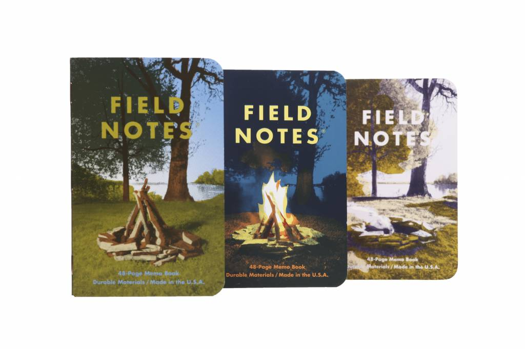 Field Notes Field Notes Campfire Memo Books