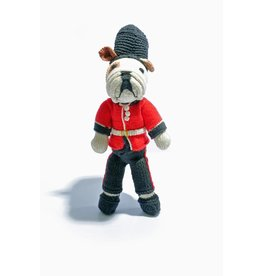 Bulldog Soft Toy