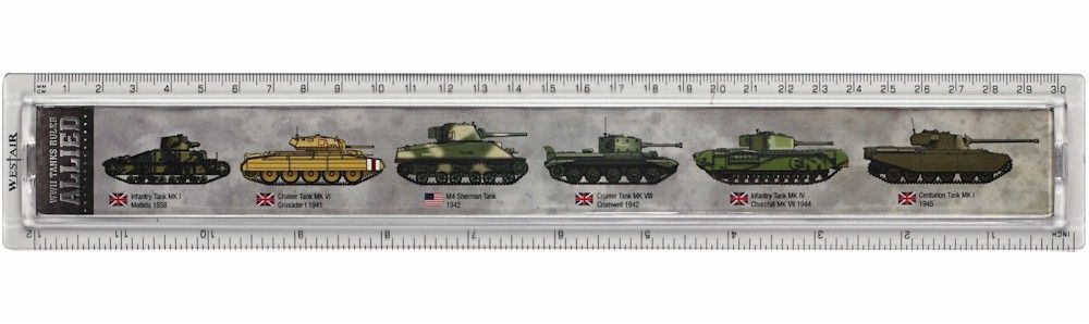 Tank Ruler