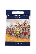Waterloo Eagle Pin Badge
