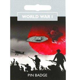 Tank Pin Badge