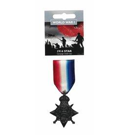 1914 Star Medal Replica