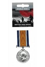 Full Size British War Medal Replica
