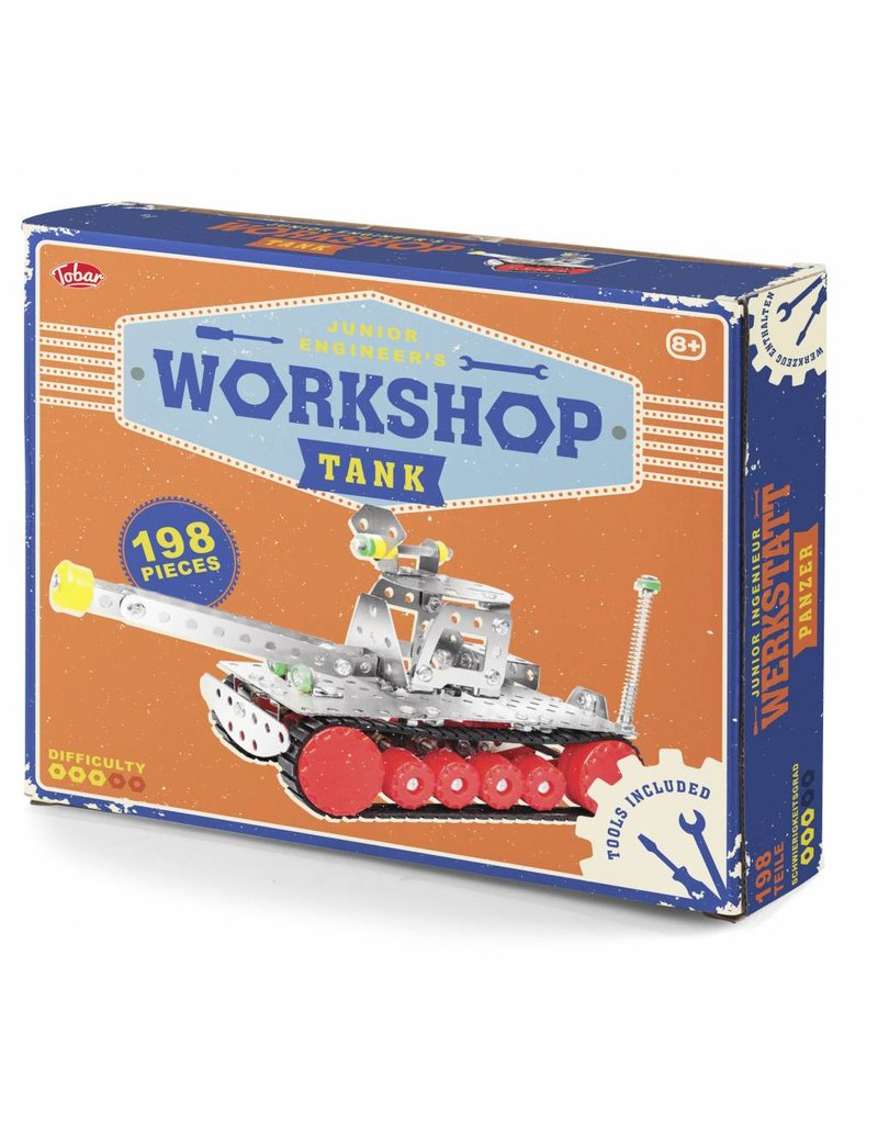 Workshop Tank