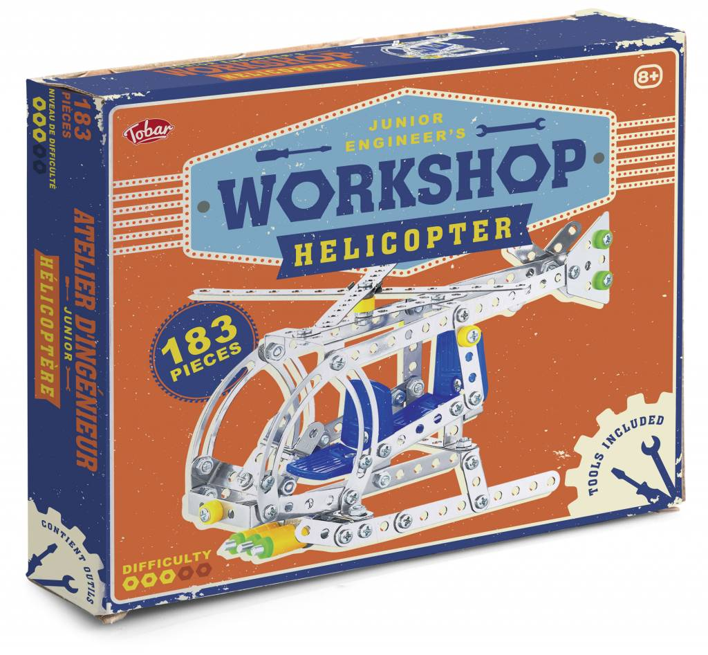 Workshop Helicopter