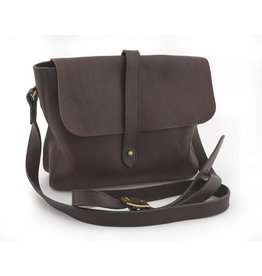 Home Front Vintage Henry  Leather  Satchel