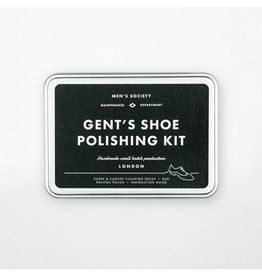 Men's Society Shoe Polishing Kit
