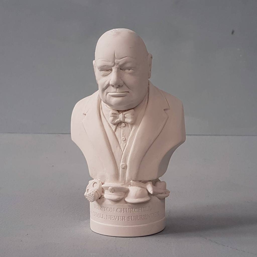 Winston Churchill Bust
