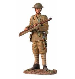 British Infantry on Watch