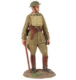 British Infantry with Walking Stick