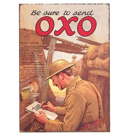 Oxo Tin Sign