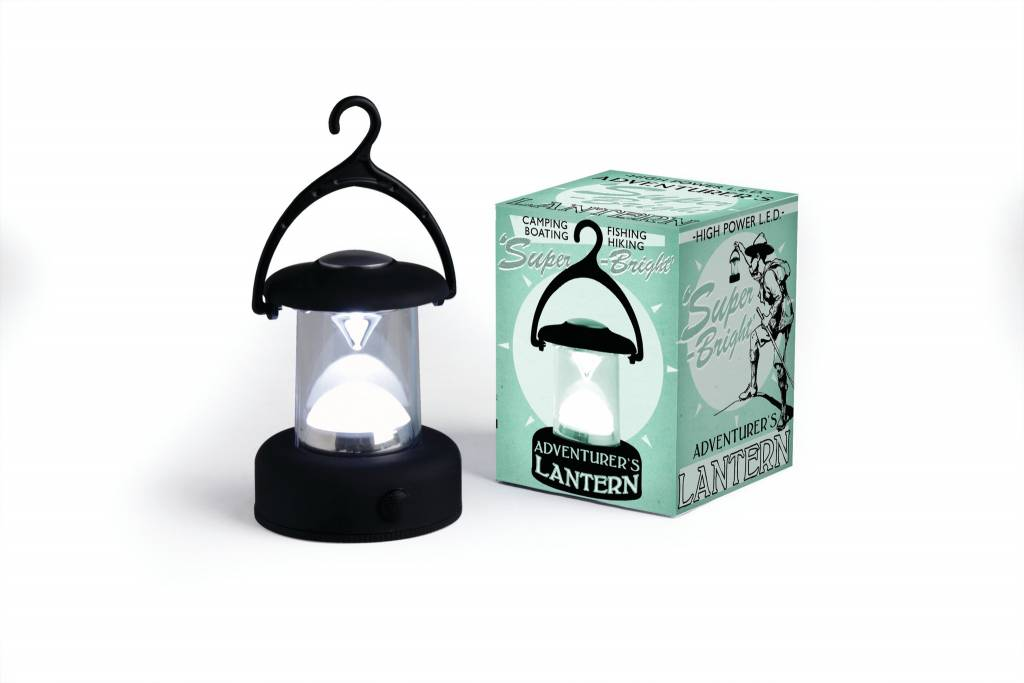 Junior Adventurers Lantern