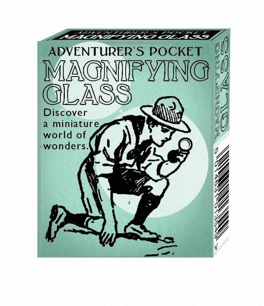 Junior Adventurers Pocket Magnifying Glass