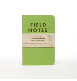 Field Notes Shenandoah Notebooks