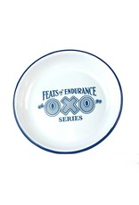 Feats of Endurance Oxo Enamel Bowl
