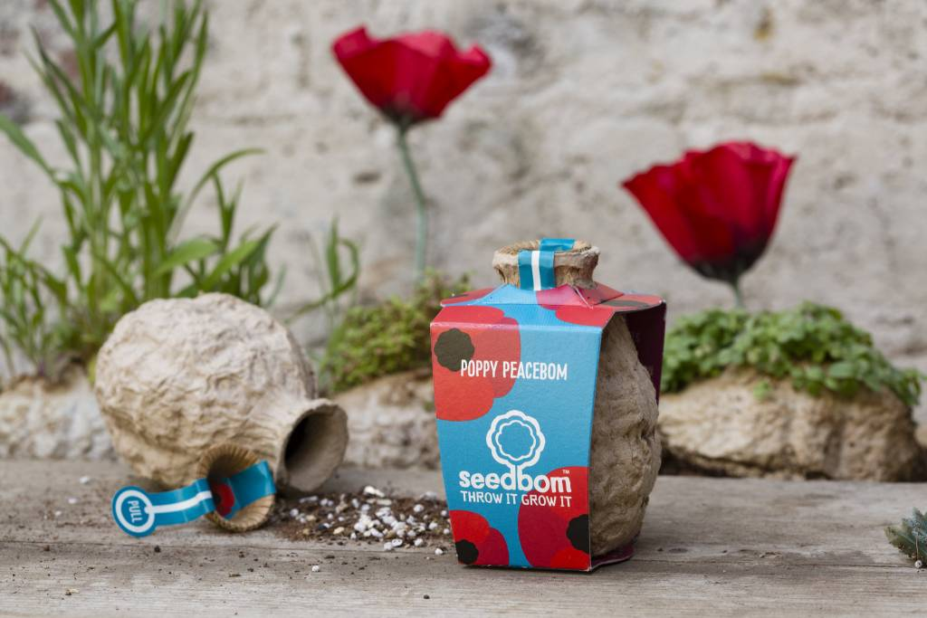 Kabloom Poppy Seedbom