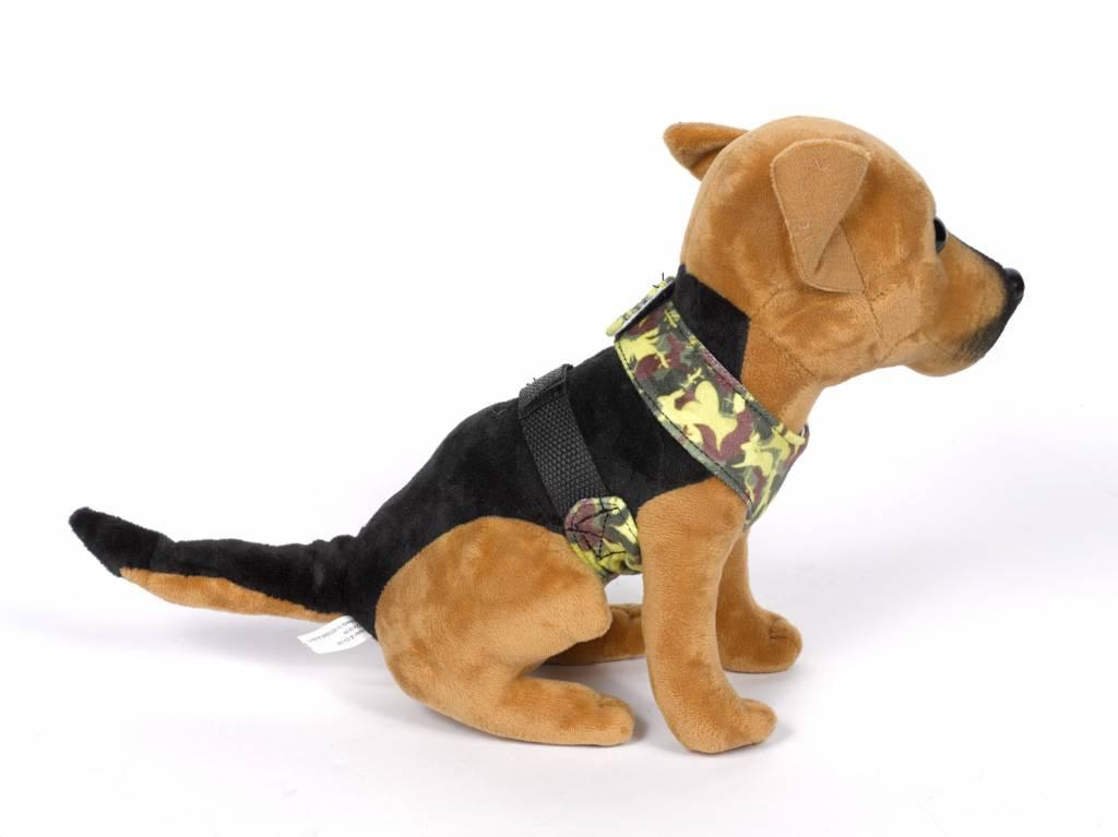 Monty the Para-Dog Soft Toy