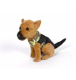 Monty Dog Soft Toy
