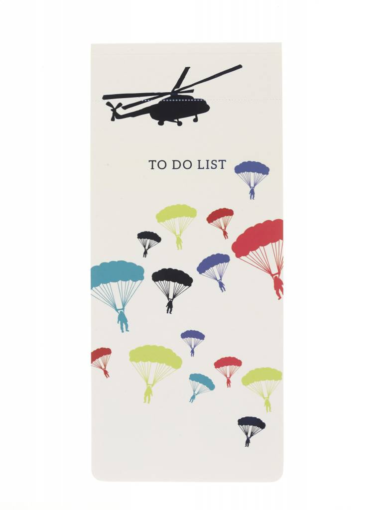 National Army Museum Helicopter To Do List