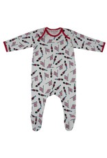 Guardsman Jump Suit with Feet