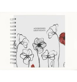Poppy Address Book