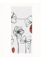 Field Poppy To Do List