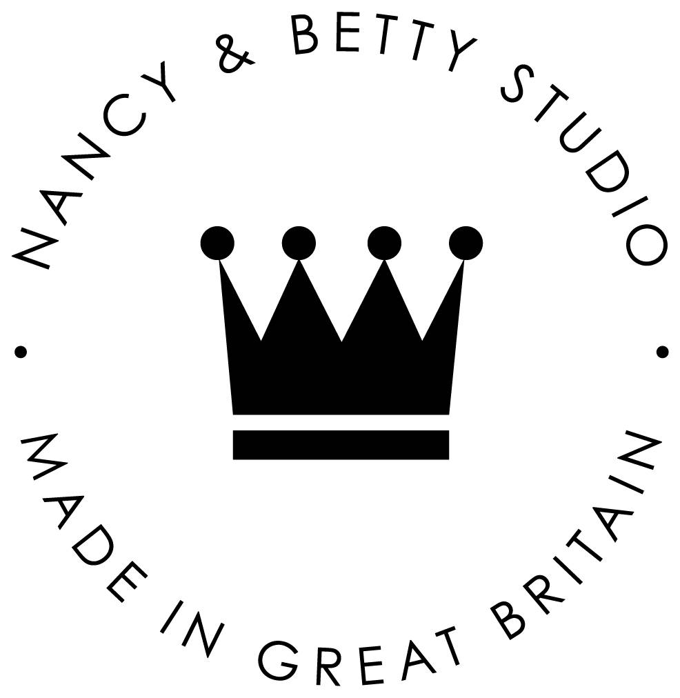 Nancy & Betty London Christmas Gift Tags Pack of 5