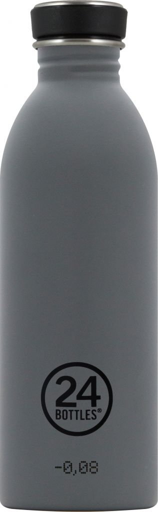 Urban Bottle with Grey Satin finish 500ml