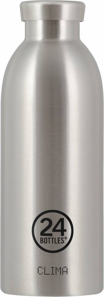 Urban Bottle with Steel finish 500ml