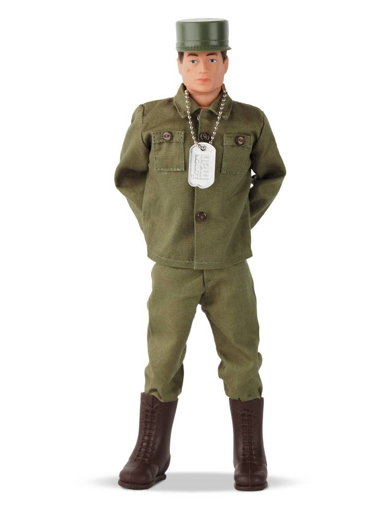 Action Man 50th Anniversary Action Soldier