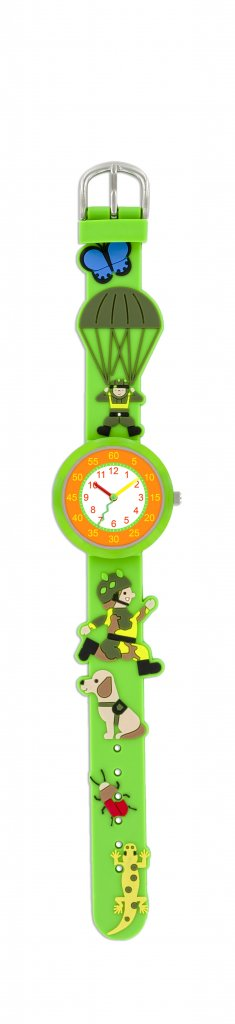 Childrens 3D Play Base Watch