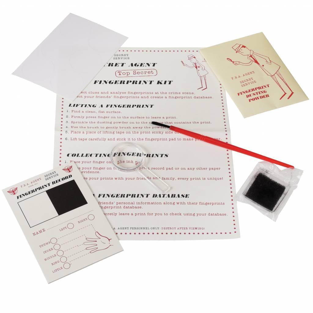 Finger Print Detective Kit