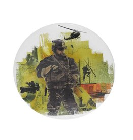 Special Forces Exhibition Button Badge