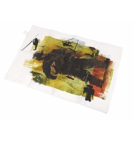 Special Forces Exhibition Tea Towel