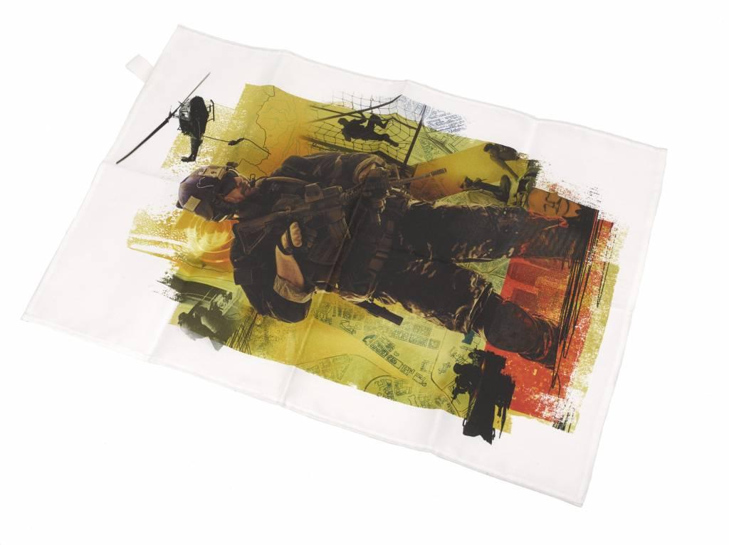 Special Forces Exhibition Tea Towel