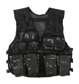BTP Black Kids Tactical Vest