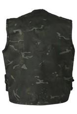 BTP Black Kids Tactical Vest