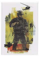 Special Forces Exhibition Magnet