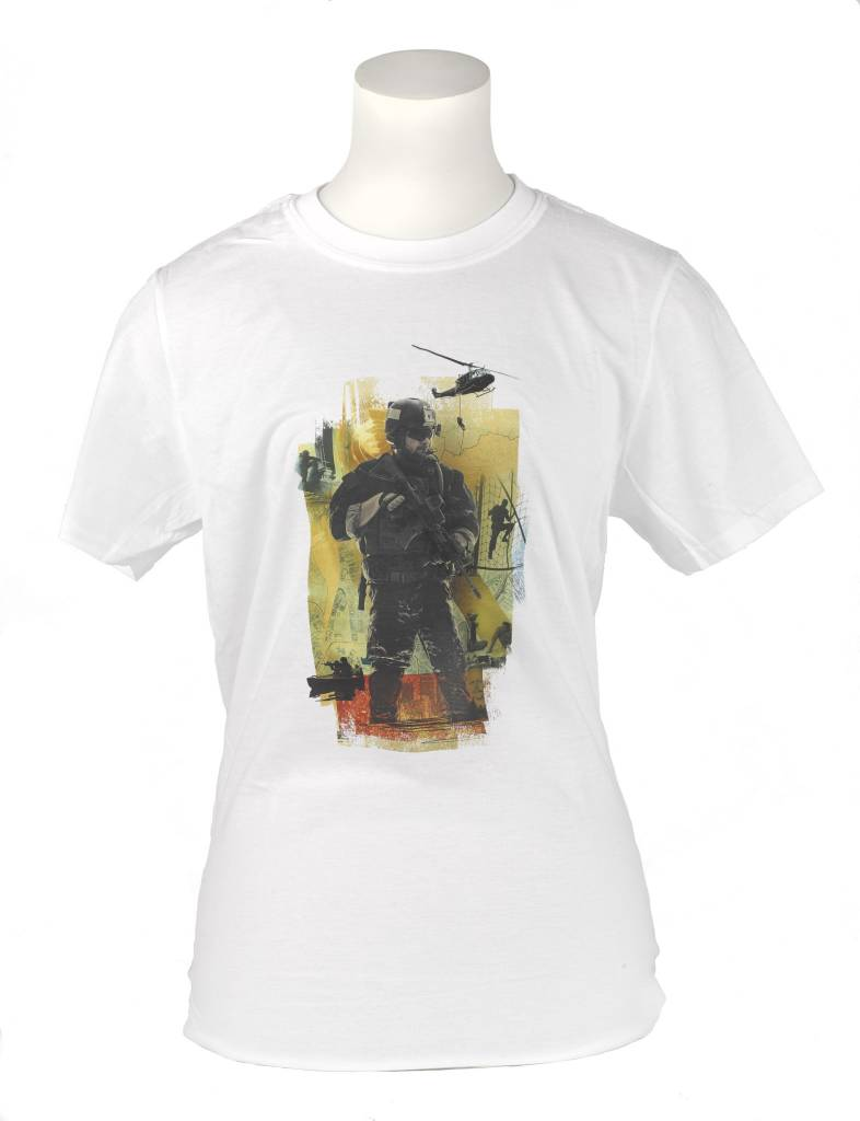 Special Forces Exhibition T Shirt