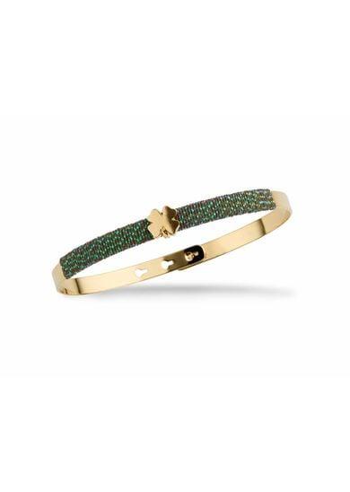 MYA BAY JC-FI-02 KHAKI GREEN IRISH THREAD