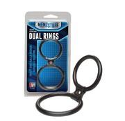 Menzstuff Dual Rings - Zwart