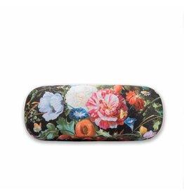 Glasses Case Vase of Flowers