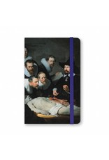 Notebook A6 Anatomy Lesson