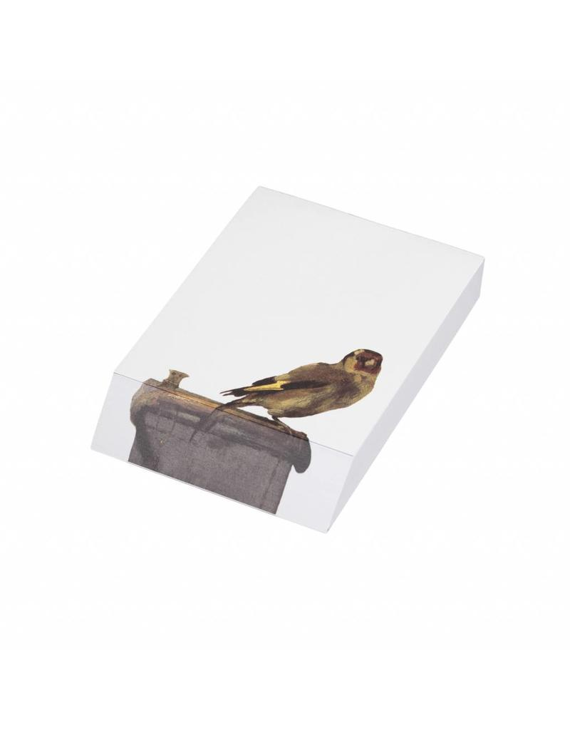 Notepad The Goldfinch