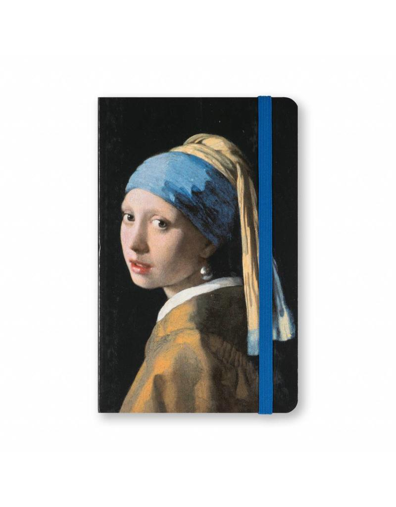 Notebook A6 Girl with a Pearl Earring