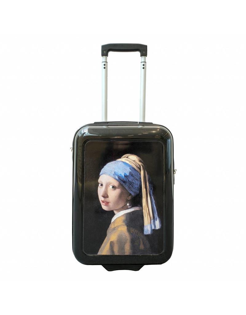 Koffer Meisje met de Parel
