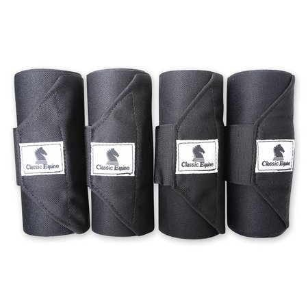 Classic Equine Classic Equine Standing Wrap Bandage, 4er-Set 12 foot