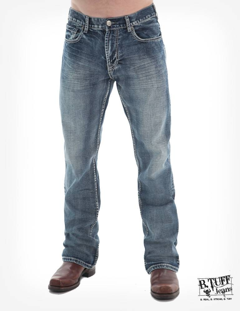B. Tuff jeans Mens Steel Jeans Holiday